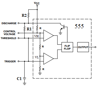 Super 555 Timer Oscillator Online Digital Electronics Course Wiring Cloud Hisonuggs Outletorg