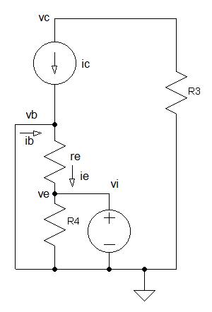 BJT Common Base Amplifier - Analog Electronics Course