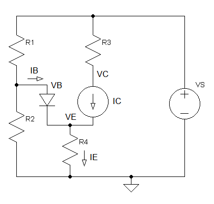 BJT Common Emitter Amplifier - Analog Electronics Course